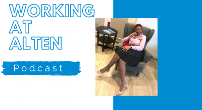 Working at ALTEN – Our Podcast #1