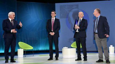Gewinner des Deutschen Zukunftspreis 2020 ermöglichen Technologiesprung in der Mikroelektronik