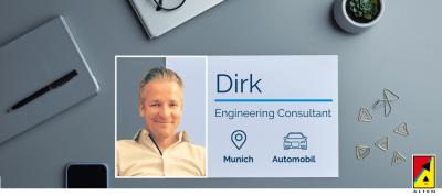 Working at ALTEN – Employee Portrait Engineering Consultant