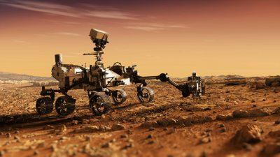 ALTEN beteiligt sich am MARS Exploration Program der NASA
