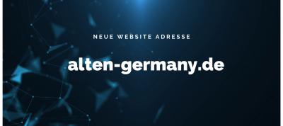 Unsere Website unter neuer Adresse