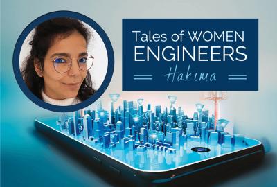 Tales of Women: Hakima, Project Manager für Orange
