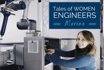 Tales of Women: Marina, Software Developer für Smart Robotics